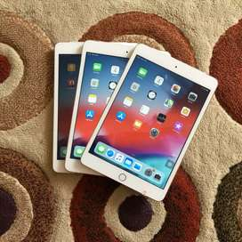 Ipad mini 3 16 GB wifi cell mulus like new coyyyy istimewa