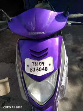 Honda Dio good condition second owner