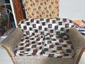 Sofa comfortable 2 seater + 3 seater