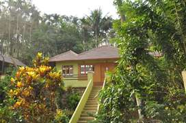 Water frontage homestay at wayanad