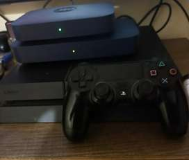 PS4 1TB in top notch condition, with extra awesome games