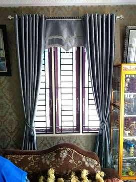 329 kreasi jitu dekor hordeng gorden tirai maksimal murah nya