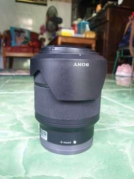 Lensa Kit Sony A7ii 28 - 70mm