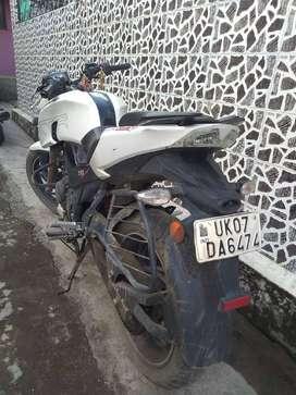 200cc RTR No warning