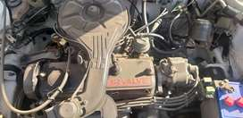 12 valve engine and gear  full genien urgent sale