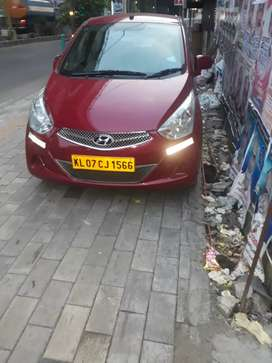 Hyundi eon for monthly 4000 rs rent
