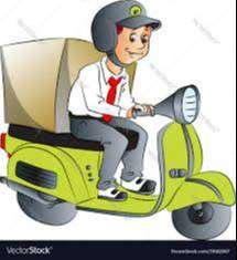 Delivery Boy for Noida, Grater noida, Ghaziabad