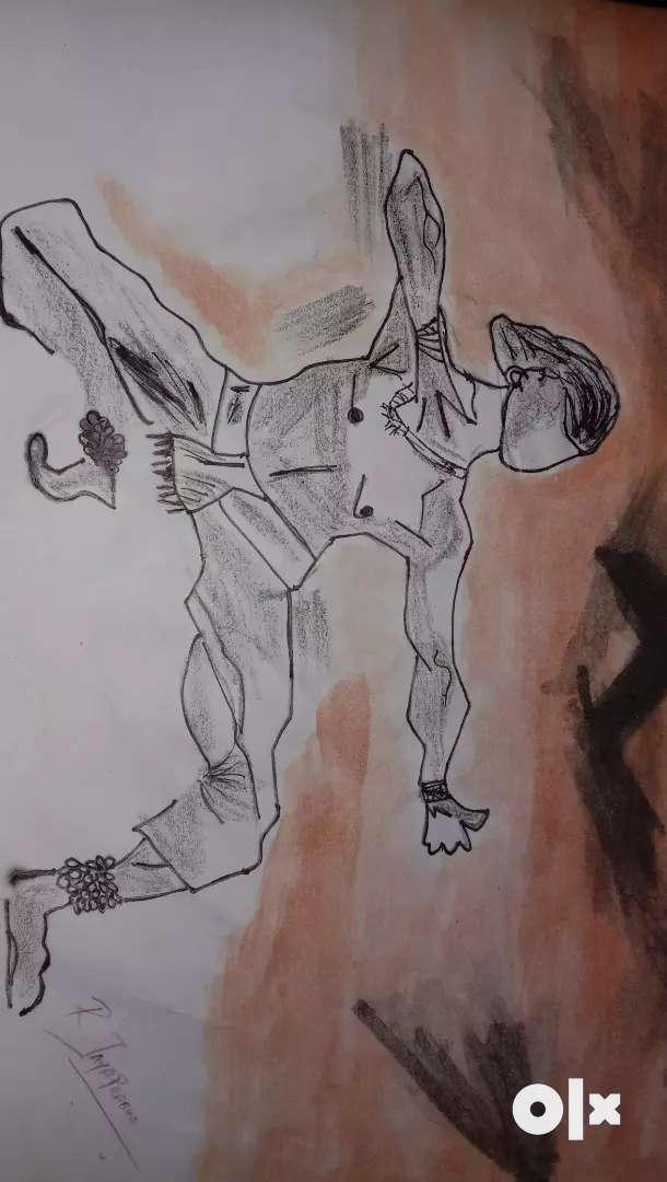 Pencil Art, Tamilar Marabu 0