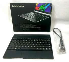 Original Bluetooth keyboard + touchpad utk Tablet dan PC