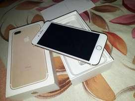 I phone 7 plus brand new sealed pack phone