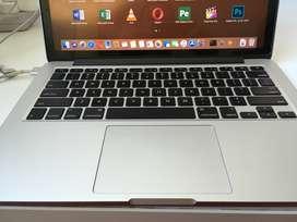 Macbook Pro Retina 13' Mid 2014, i5, RAM 8GB, SSD : 128, CC:261