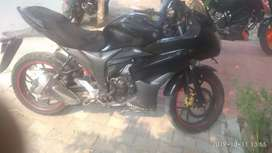 singal hand use bike and high quality engin and recently service