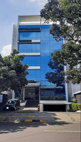 Sewa Bangunan Komersial  5 Lantai, 1500m2, Menteng, Jakarta Pusat