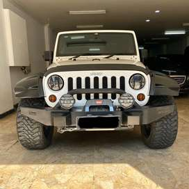 2012 Jeep Wrangler Sport 3.6AT [22000 KM + Full Accessories]
