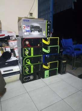Jual cpu core 2 duo hardis 160gb Ram 2gb garansi 3 blan