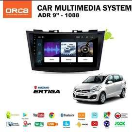 Headunit Android Orca 10inch Pnp Suzuki Ertiga Navigasi Maps, YouTube