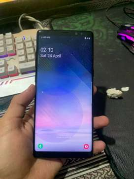 Note 8 galaxy only phone