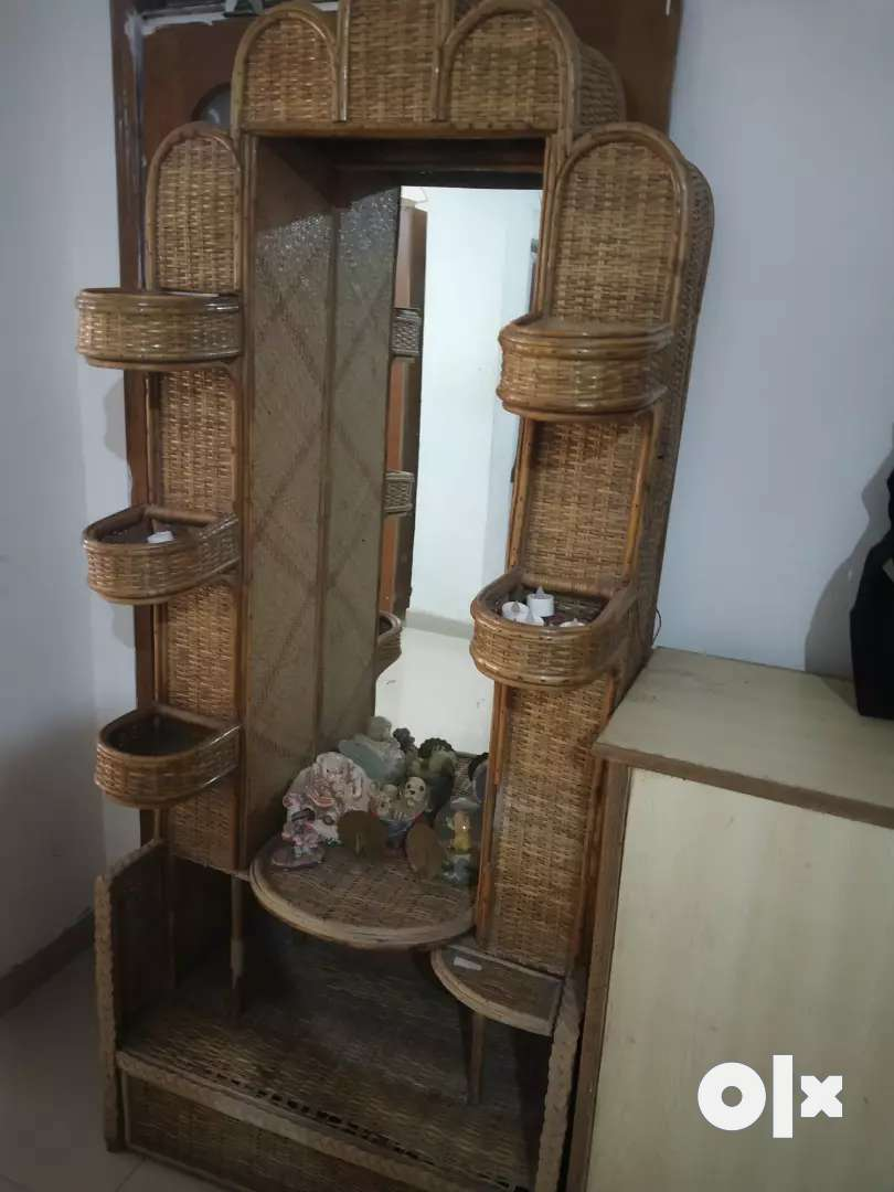 Pure Cane full length dressing table 0