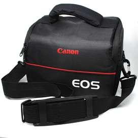 TaffSTUDIO EOS Tas Selempang Kamera DSLR for Canon Nikon