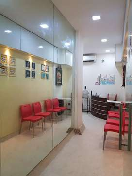 Furnished Office Space / Godown for Sale at Bhandup West LBS Marg