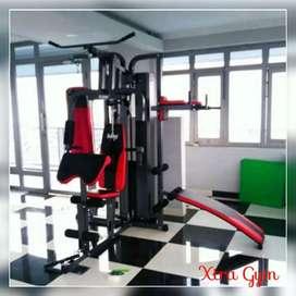 Home Gym 3 Sisi // Deschamps SG 17G36