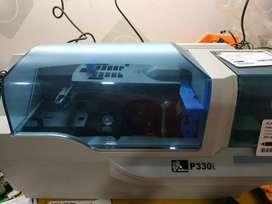 Printer Kartu Zebra P330i Id Card Second