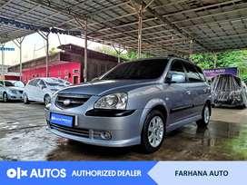 [OLX Autos] Kia Carens II 2007 1.8 SE M/T Bensin Biru #Farhana Auto