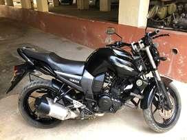 Yamaha FZ (complete black)- 0094
