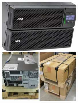APC UPS ONLINE SRT 10KVA BOX PACK NEW MODAL