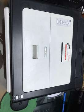 Printer For Sale With extra Refill at ₹4500/- RICOH SP111 LASER