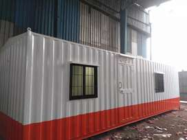 Site Container Office Cabin