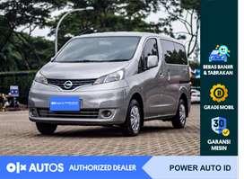 [OLX Autos] Nissan Evalia 2014 SV 1.5 Bensin M/T Silver #Power Auto ID