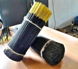 Agarbatti 8 inch raw stick 280kg. 14500/price