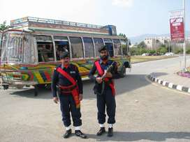 Security Supervisor & Guards Required