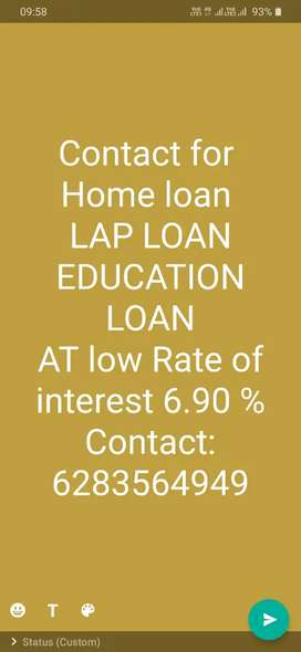 Loan home  loan  lap  loan and  education  loan