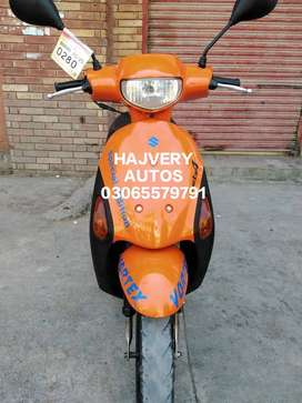 SUZUKI 49cc (Orange color)