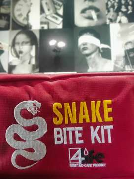 SNAKE BITE BIT (First Aid Care Product)