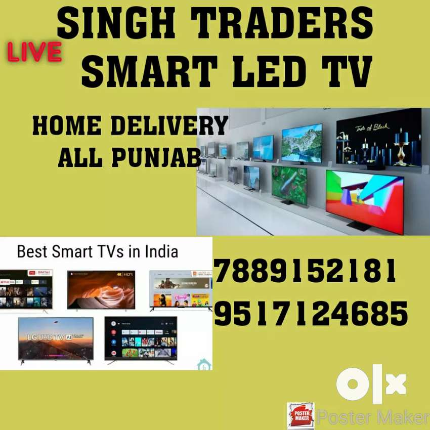 World of SMART LED TV all models in wholesale price 0