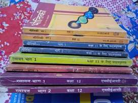 NCERT 11th ,12 th book hindi