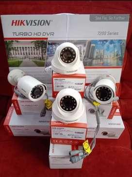 Toko pemasangan camera CCTV online berkualitas dan bergaransi 1 tahun
