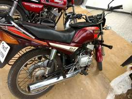 RXZ well maintained bike..completely originall fittings.FC sep 2024.