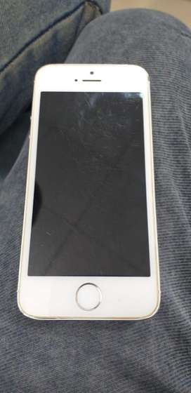 iphone 5s button senser problem only