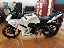 Kawasaki ninja KRR new SE tahun 2012 akhir full orisinil terawat baik