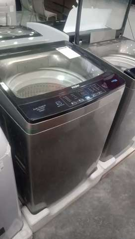 Brand new Haier fully automatic machines available in very good price