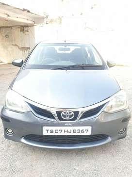 Toyota Etios 1.4 VD, 2016, Diesel
