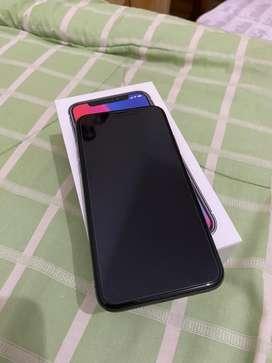 Iphone X 64GB grey (ex-international)