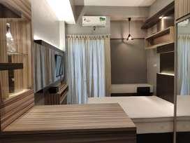 Apartement Malioboro City.. Studio.. Lt 1 Pool Access.. Full Furnished