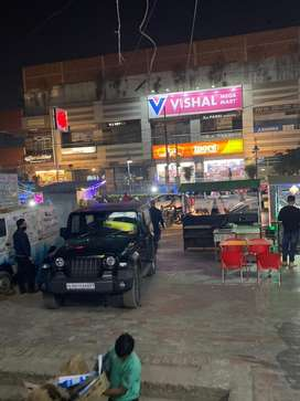 Foodstall shop along with foodstall area on vip road excellent locatio