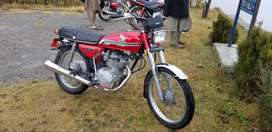 Honda 125 model 1991 Islamabad number life time token
