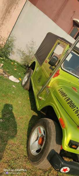 Mahindra Jeep 1995 Diesel Good Condition